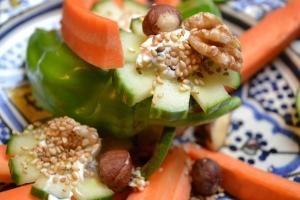 Tijdelijke) vegetariërs eten meer dan tofu en groenten. Een snel ...: sofieluyckfasseel.wordpress.com